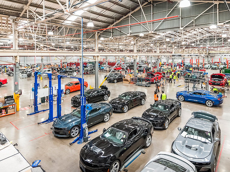 Walkinshaw Manufacturing